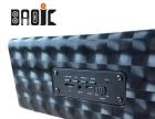 BAOJC智能蓝牙插卡礼品音箱专业木质音箱全面招商