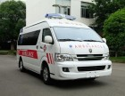 哈密本地120救护车出租出租价格长短途