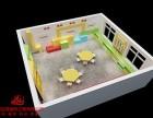 滨州实验小学装修设计3D效果图