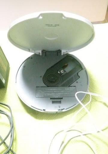 索尼经典黑色ne730发烧CD随身听闲置转让