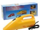 大黄蜂车载吸尘器充气泵二合一 带胎压检测