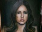 自己画的油画放在网上卖喜欢的朋友可联络