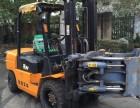 6吨合力叉车8吨堆高车二手物流设备,二手叉车价优