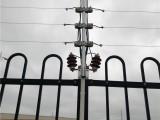 学校周界脉冲电子围栏防盗报警系统