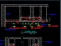承接CAD施工图纸水电施工图纸报建图别墅展厅办公室