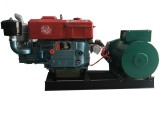 周口20千瓦小型单缸柴油发电机组