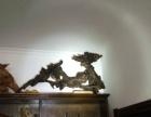 琥珀木天然形成的中国龙龙龙