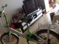 95成新自行车
