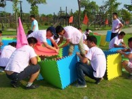 深圳拓展训练野外生存趣味运动会家庭日亲子活动
