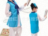 书童演出服儿童汉服女童古代读书郎演出服古装书生弟子表演服