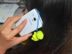 手机数码配件 通用小猪吸盘手机支架防尘塞 现模批发 热销日韩