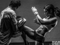 强烈推荐汉口散打泰拳 女子防身术 跆拳道培训