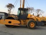 哈密出售柳工26噸壓路機 二手柳工22噸震動壓路機出售