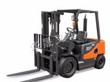 青岛四方区韩国克拉克3T内燃柴油机叉车销售新柴发动机