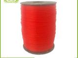 众强批发优质施工线泥工线 透明玻璃丝线鱼丝线长筒装70个/件红色