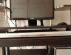 组装台式电脑和电脑桌出售