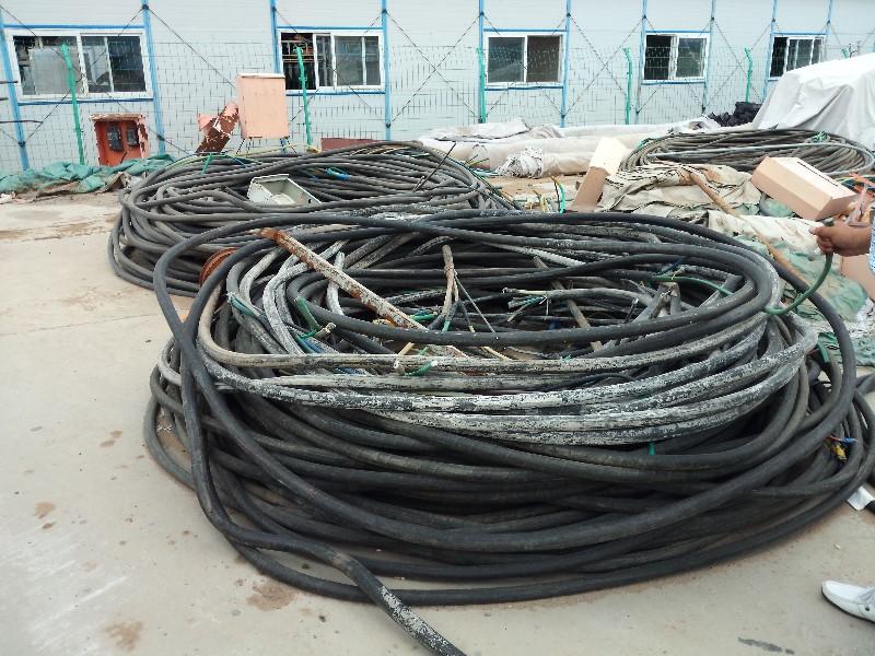 清远英德通信电缆回收商家