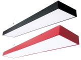厂家热售LED方形型吊灯1.2米办公照明吊灯工程现代吊灯