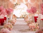 开县婚庆 萝亚婚礼(6月室内方案)