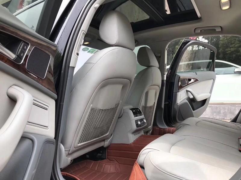 镇江抵押车出售 奥迪A6L二手便宜购买出售