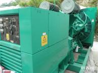 广西地区二手柴油发电机出租出售回收