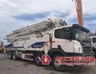 中联重科56米2012年泵车,斯堪尼亚底盘-二手泵车联盟