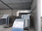 专业后厨排风机维修排烟管道维修排风机更换效果