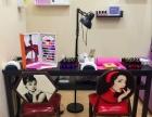 美甲桌子美甲椅子美发美容椅子今有美甲工具甲油胶转手及可开店