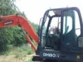 斗山 DX80 挖掘机         (转行低价转让斗山80)