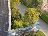 上海搬家公司吊装大件家具沙发床垫上下楼 电视柜床垫床架吊运