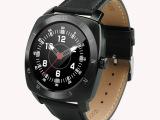智能手表 可换表带不锈钢蓝牙心率智能手表
