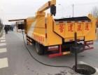 芜湖市市政管道堵水潜水打捞CCTV检测高压清洗