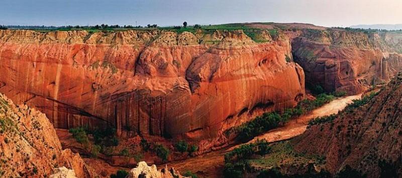 西安旅游雨岔大峡谷 波浪谷 壶口瀑布 两天 三天旅游包车计划