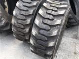 移装载机轮胎15-19.5 人字花纹扫路机轮胎L-2D