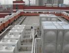 承接各类热水工程 空气能热泵