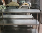 出售四门、六门冰柜、不锈钢操作台冷柜、货架、操作台、水池子等