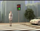 中科通达交通电子眼设备 3D动画演示