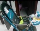 闲置婴儿推车