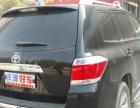 丰田汉兰达2012款 汉兰达 3.5 自动 四驱7座精英版 3.