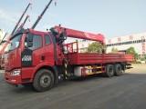 江苏南京出售12吨徐工双联泵随车吊价格