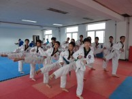 乐未来运动馆跆拳道 武术 搏击 乒乓球 足球等培训