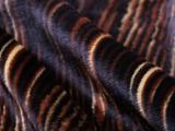 土耳其进口裘革 海宁皮革厂家直销 袋鼠毛印花YY961-518