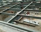 丰润区专业钢结构阁楼商铺隔层钢结构露台搭建