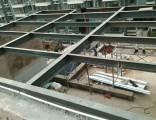 房山钢结构阁楼钢结构二层彩钢房搭建