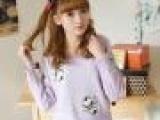 2013秋季最新毛衣日系 杂志款 刺绣短款毛衣套头花朵针织羊毛衫