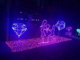 上海梦幻灯光节道具租赁