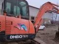斗山 DX60W 挖掘机  (拉回家就能干活)