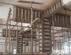 廊坊市地区专业现浇混凝土别墅扩建别墅建设阁楼楼梯别墅
