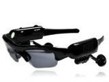 蓝牙眼镜,MP3眼镜,多功能DV眼镜,平