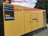日本小松170柴油发电机600KW发电机出售